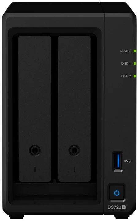 Synology DS720 +与DS718 + NAS对比评测插图2
